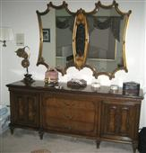 5 pc Vintage Bedroom Set