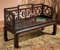 Bench from Butler Specialty Co.