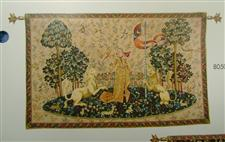 Lady and The Unicorn Hanging Tapestry