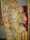 Queen Size  Botanical Comforter Set