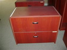 Global Furniture Two Drawer Lateral File