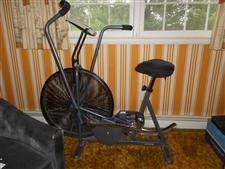 Schwinn Stationay Airdyne Exercise Bike